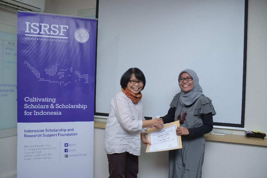 Ms. Nurhadianty Rahayu