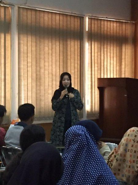 Seminar Beasiswa HIFI Unpad Bandung - 14 Nov 2015